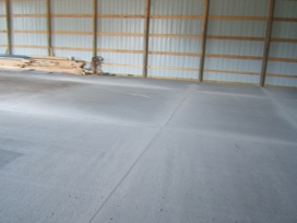Concrete Floors